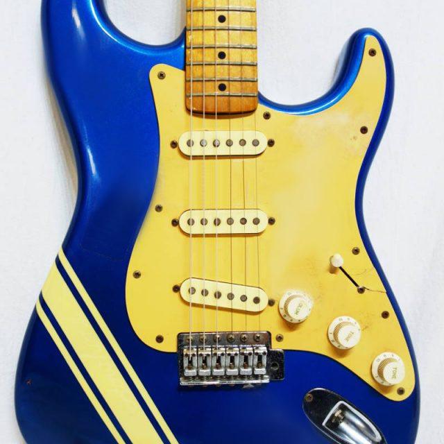 Greco Super Sound Stratocaster SE500 Metallic Blue Laox Limited edition